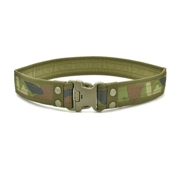 Mens Fabric Belts