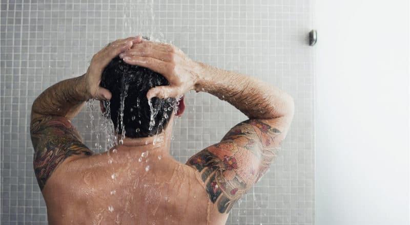 mens shampoo