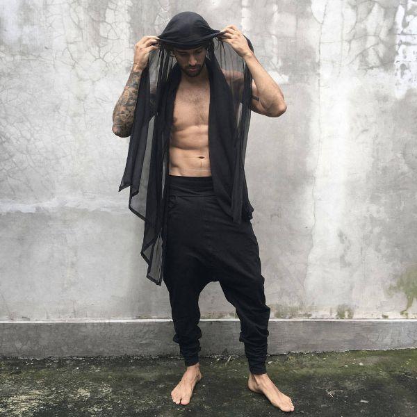 Silk Mens Scarf