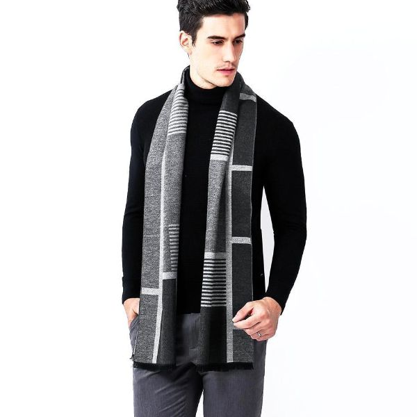 Suit Mens Scarf