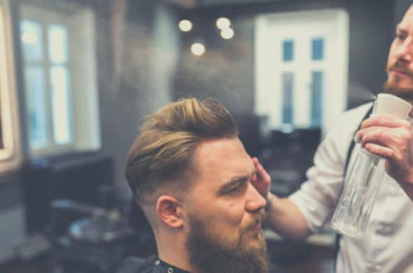 Hair Spray for Men_Mens Hairstyles
