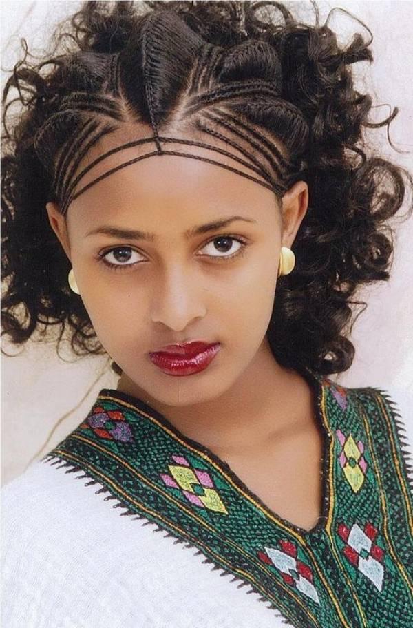 Ethiopian Cornrows