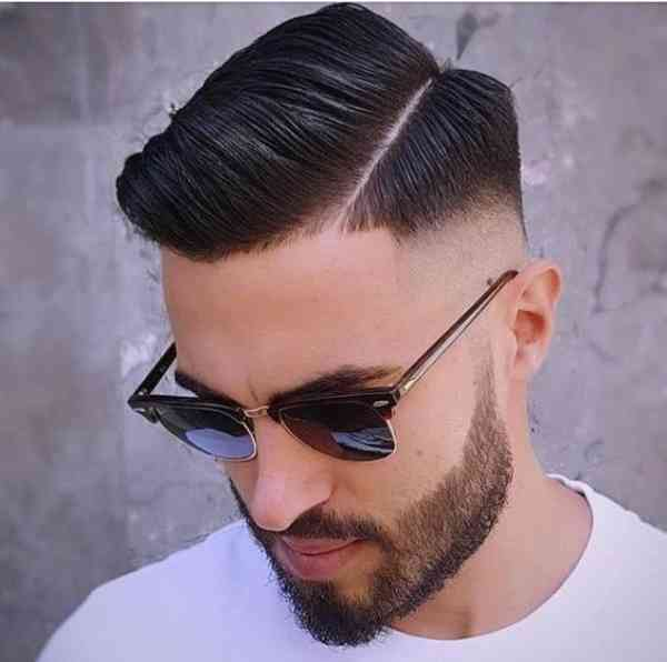 Fade Haircuts For Mixed Guy