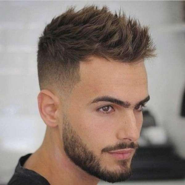 Fade Haircuts Short