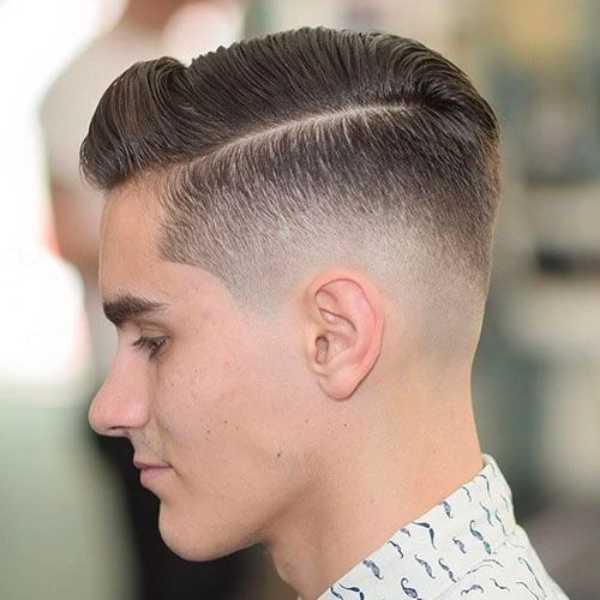 Fade Haircuts Sides