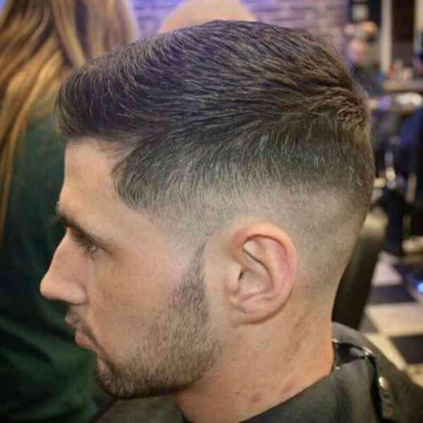 Fade Haircuts Tape Up