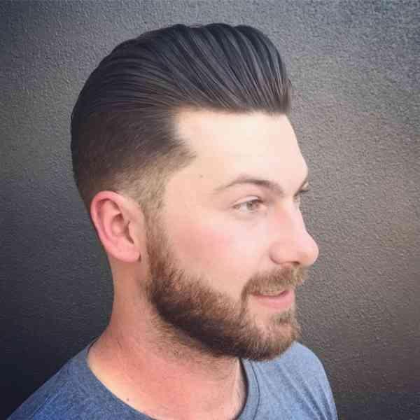 Fade Haircuts Wavy Hair