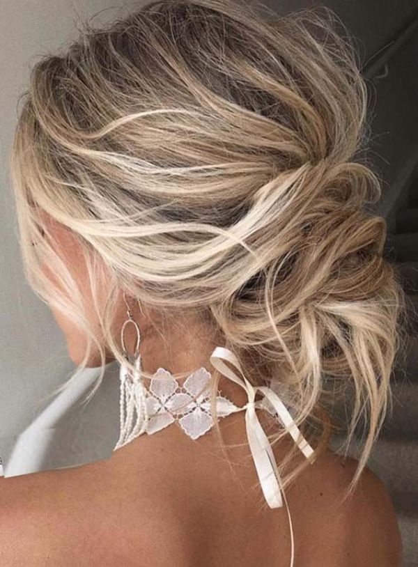 New Hairstyles For A Wedding