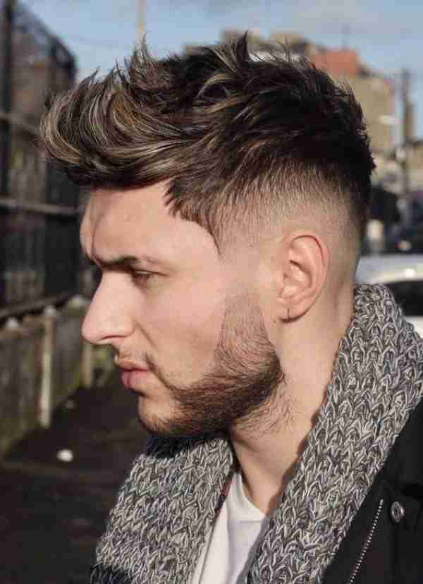 Pics Of Low Fade Haircuts