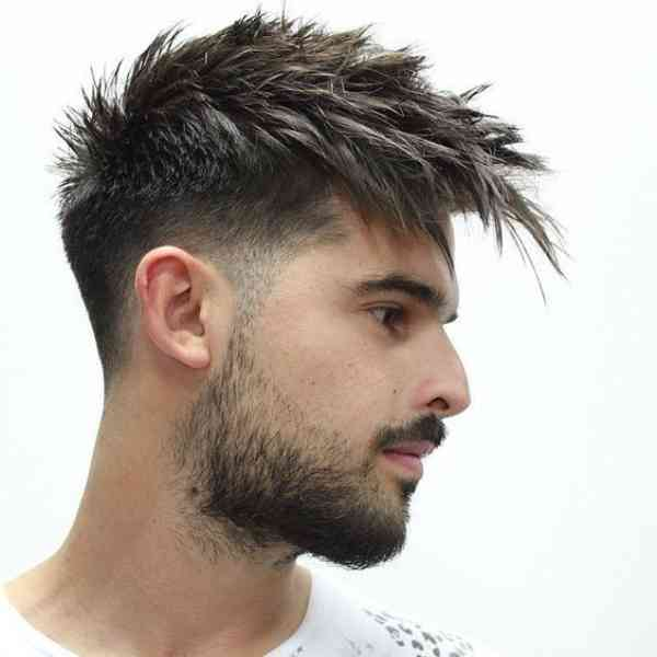 Pictures Of Bald Fade Haircuts