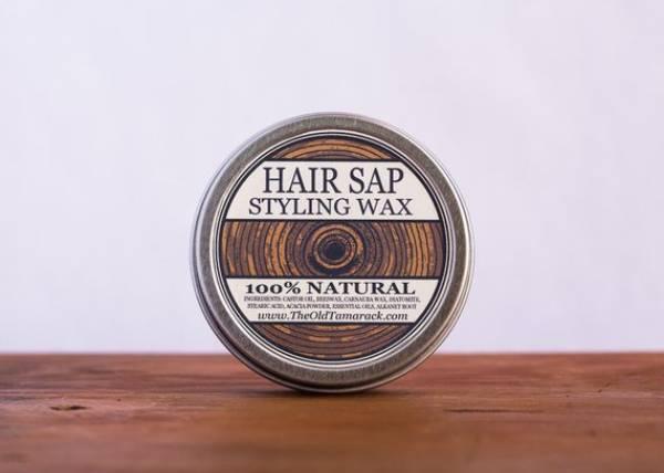 Men's Hair Wax And Gel
