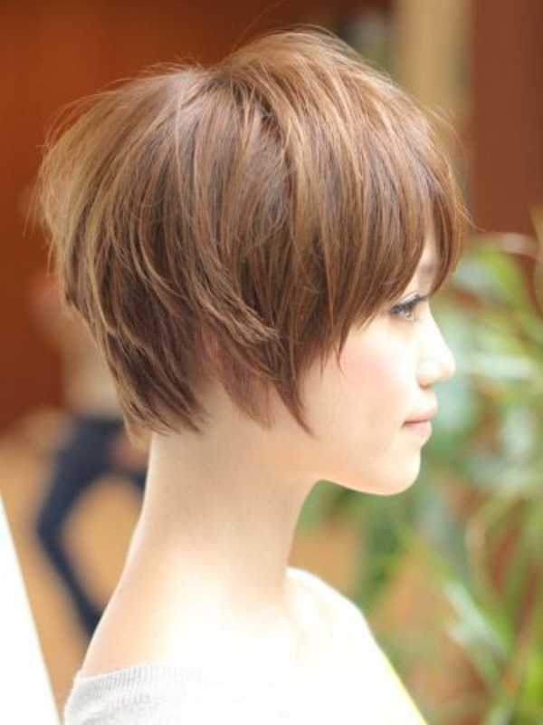 Short Haircuts Girls