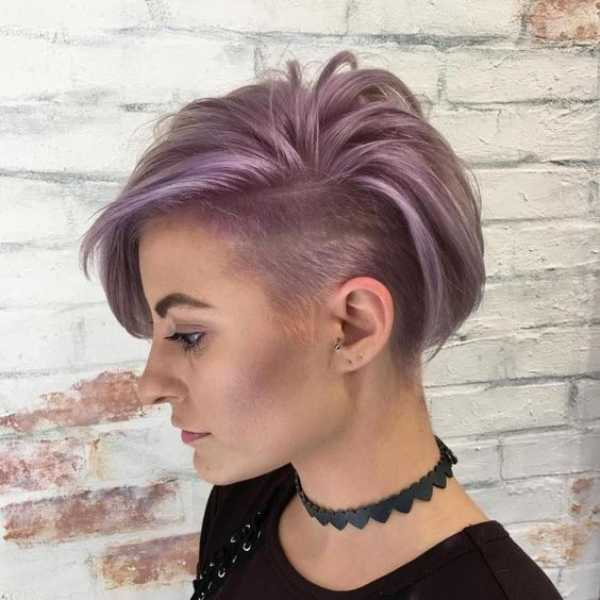 Undercut Haircuts For Girls