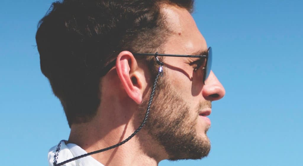 unique sunglasses strap