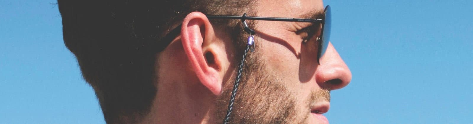 unique sunglasses strap