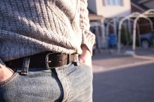 Leather Belt For Mens