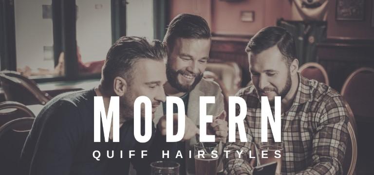 Modern Quiff Hairstyles