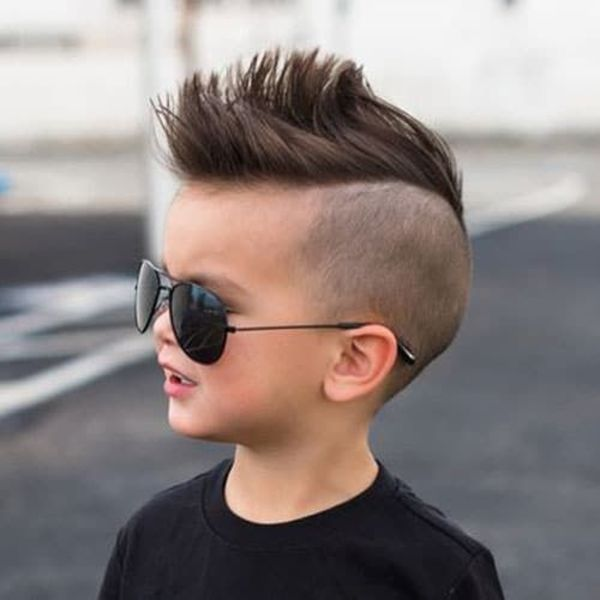 little boy haircuts for straight hair