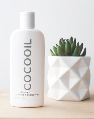 Coconut Oil Anti Dandruff Topical Solution