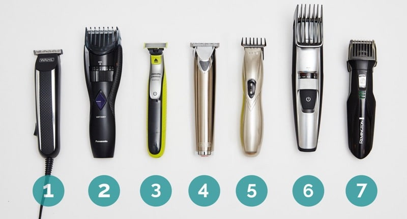 beard trimmers brands reviews