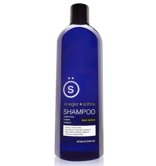 kreiger best shampoo