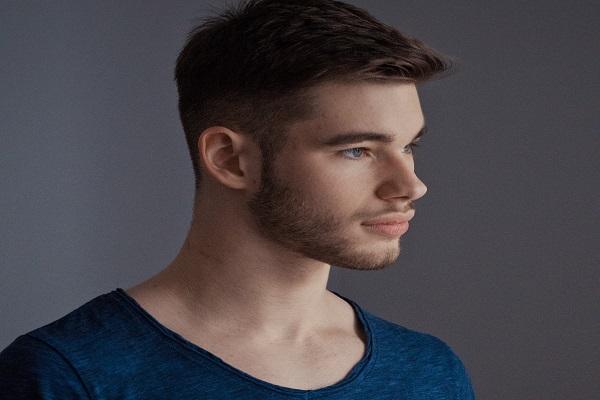modern quiff hipster haircut