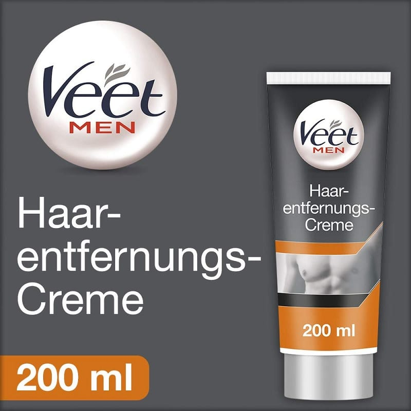 veet hair removal cream for men