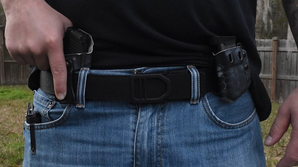 Conceal and Carry Tactical Belt
