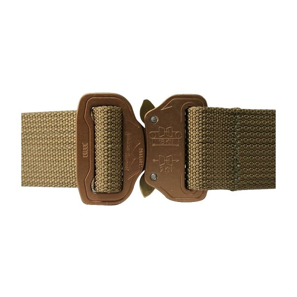 Shooters Tactical Belt with Cobra Buckle