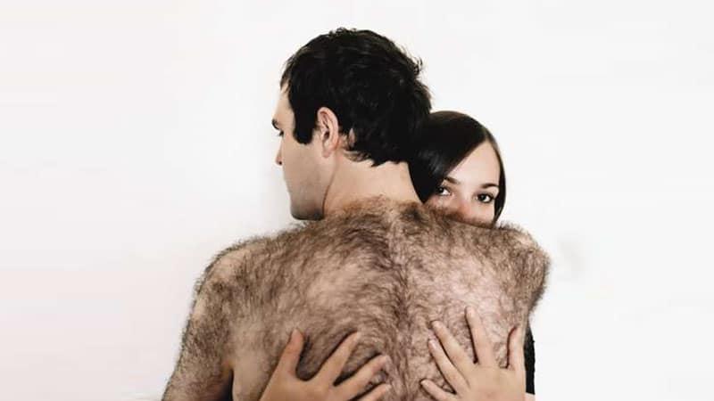 do women like hairy back men