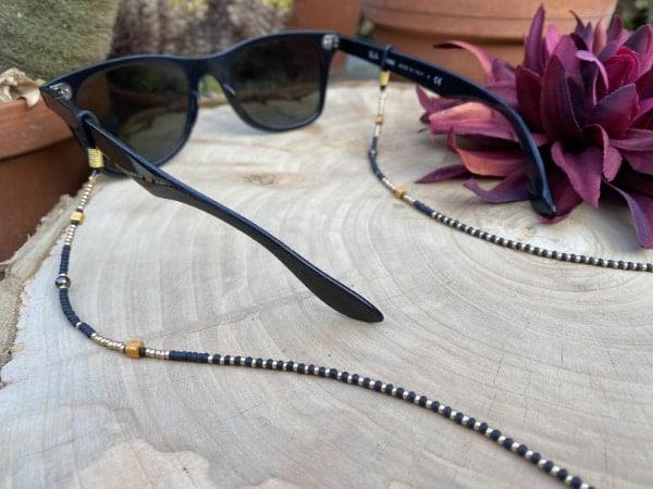 elegant vada eyewear strap