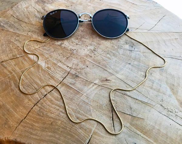 chain sunglasses strap