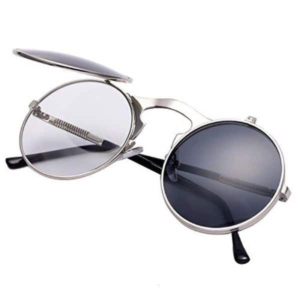 mens flip up sunglasses