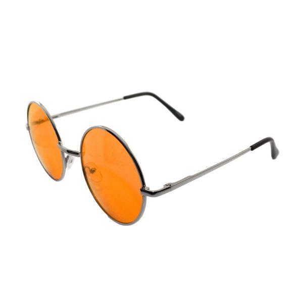 mens retro metal sunglasses
